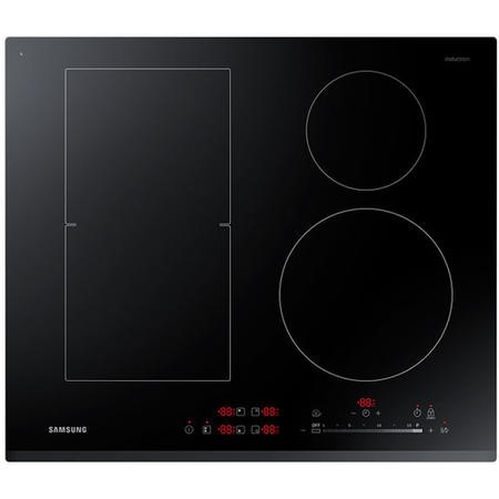 Samsung NZ64K5747BK 4 Burner Induction Hob Black