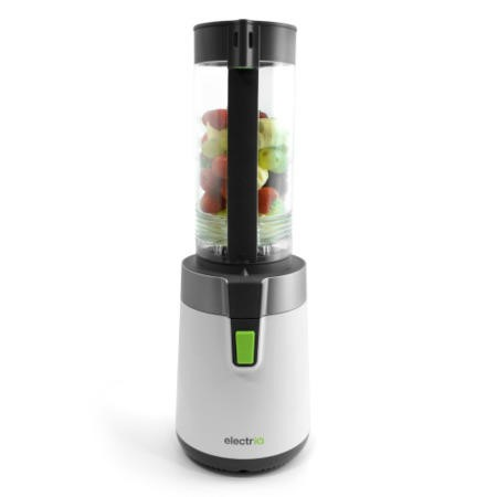 GRADE A1 - NutriMagiQ Blender with Drinks Dispenser - This week only FREE GrabNGo Kit