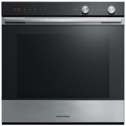 Fisher & Paykel OB60SL7DEX1 80827 Seven Function 77L Electric Built-in Single Oven Stainless Steel