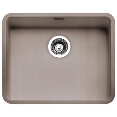 Reginox OHIO50X40CS Regi Color Ohio 1.0 Bowl Sand Stainless Steel Kitchen Sink