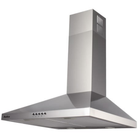 Amica OKP621Z Stainless Steel 60cm Chimney Cooker Hood