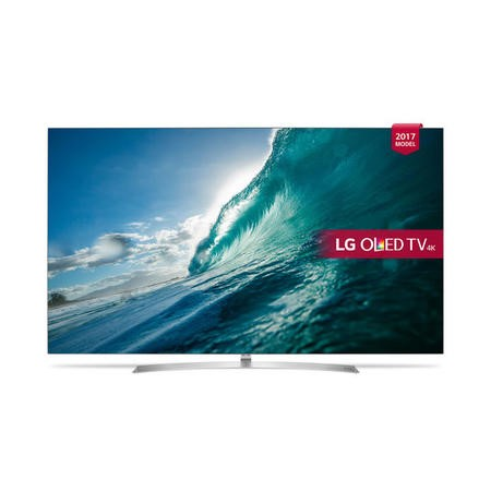 "LG OLED55B7V 55"" 4K Ultra HD HDR OLED Smart TV with 5 Year Warranty"