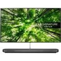 "LG Signature OLED65W8PLA 65"" 4K Ultra HD HDR Dolby Atmos Wallpaper OLED Smart TV with 5 Year Warranty"