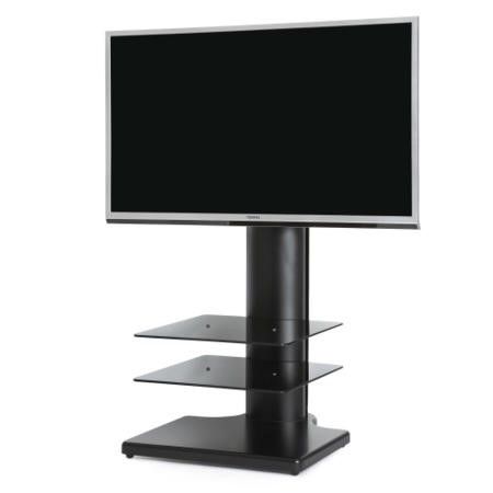 Off The Wall Origin II S2 Black TV Stand - Up To 55 inch