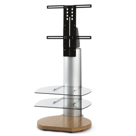 Off The Wall Origin II S4 Oak TV Stand - Up To 55 inch
