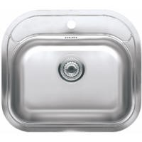 Reginox ORLANDO-L Large 1.0 Bowl Integrated Stainless Steel Sink With Tap Deck