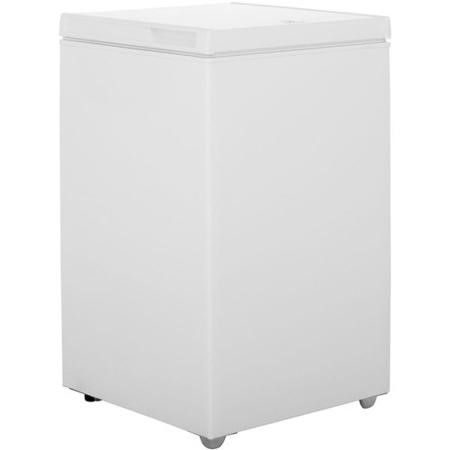 Indesit OS1A100 53cm Wide 100 Litre Chest Freezer White