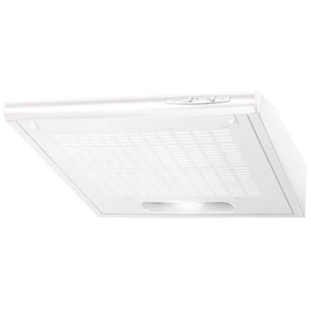 GRADE A1 - Amica OSC5468W 50cm Conventional Cooker Hood White