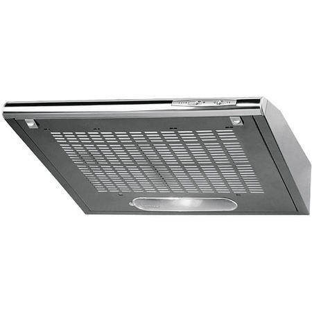 Amica OSC6118I 60cm Conventional Hood - Stainless Steel