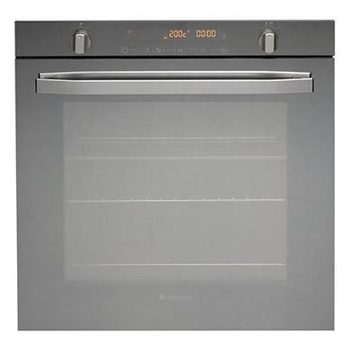 Hotpoint OSHS89EDP0 Style OpenSpace Electric Built-in Single Oven With Pyrolytic Cleaning Mirror Finish