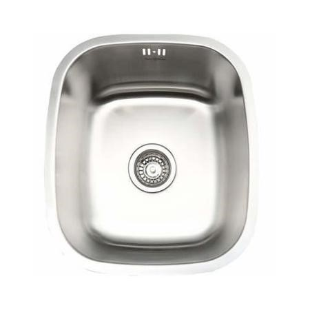 Taylor & Moore Undermount Single Bowl Stainless Steel Kitchen Sink