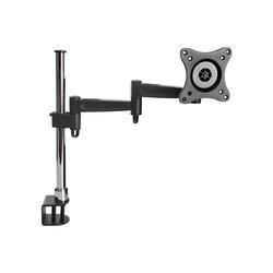 Proper Cantilever Desk PC Monitor Bracket 13''-24'' 48cm Ext Vesa max 100x100