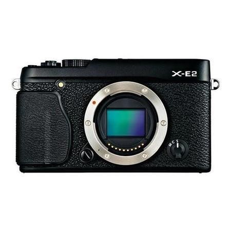Fuji X-E2 System Camera Black 18-55mm 16.3MP 3.0LCD FHD