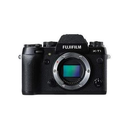 Fuji FinePix X-T1 Camera Black Body Only 16.3MP 3.0LCD FHD WiFi