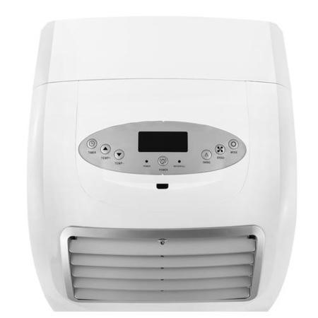 GRADE A2 - Light cosmetic damage - 18000 BTU 5.2kW Portable Air Conditioner with Heat Pump for Rooms up to 46 sqm