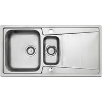 Astracast PA1050HXBQ Passo 1.5 Bowl Stainless Steel Sink