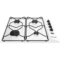 Indesit PAA642IWH Aria 60cm Four Burner Gas Hob White