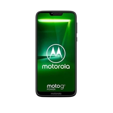 "Grade A3 Motorola Moto G7 Power Ceramic Black 6.2"" 64GB 4G Unlocked & SIM Free"