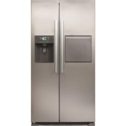 CDA PC70SC American Style American Fridge Freezer With Homebar - Stainless Steel Colour