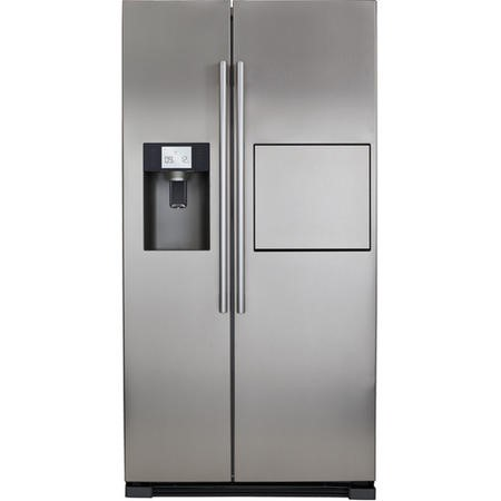 CDA PC71SC American Style Side-By-Side Fridge Freezer With Homebar Stainless Colour