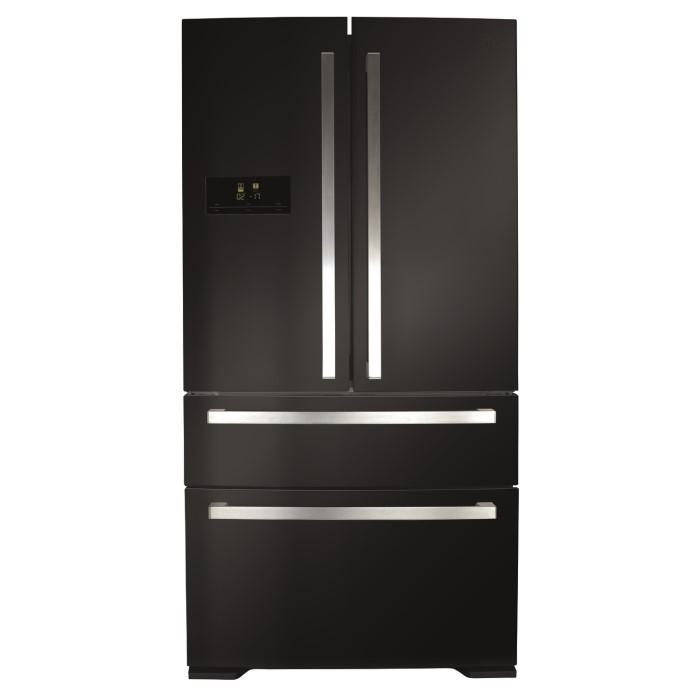 Cda Pc870bl American Style French Door Fridge Freezer