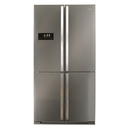 CDA PC900SS American 4 Door Fridge With Multi  Zone Cooling - Stainless Steel