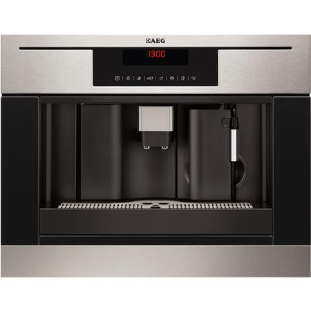 AEG PE4542-M Touch Control Bean-to-cup Built-in Coffee Machine Antifingerprint Stainless Steel