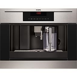 AEG PE4543-M Touch Control Bean-to-cup Built-in Coffee Machine Antifingerprint Stainless Steel