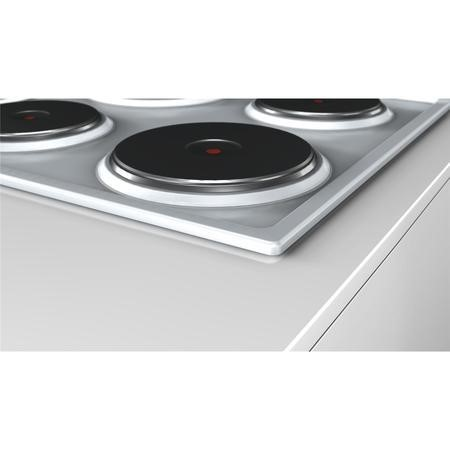 Bosch PEE689CA1 Serie 2 60cm Electric Sealed Plate Hob in Stainless steel
