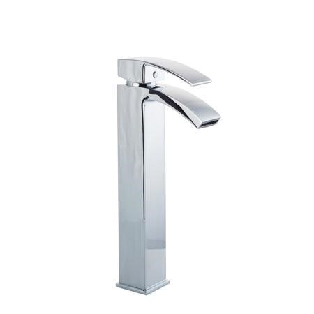 Lift Mono Basin Mixer without Waste - Chrome