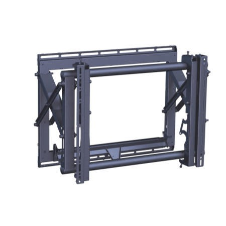 PFW 6870 video wall pop-out 200 x 200 mm max 600 x 400 mm. leveling height lateral and depth adjustment. Spring-loaded pop-out mechanism.