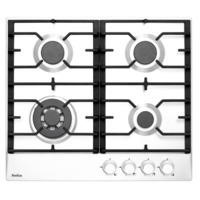 Amica PGZ6411W 59cm Four Burner Gas Hob White