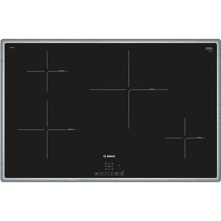 Bosch PIE845BB1E Serie 4 80cm Four Zone Induction Hob