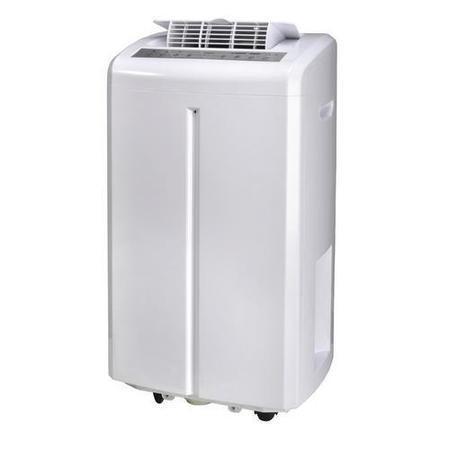 amcor 16000 btu portable air conditioner with heat pump. Black Bedroom Furniture Sets. Home Design Ideas