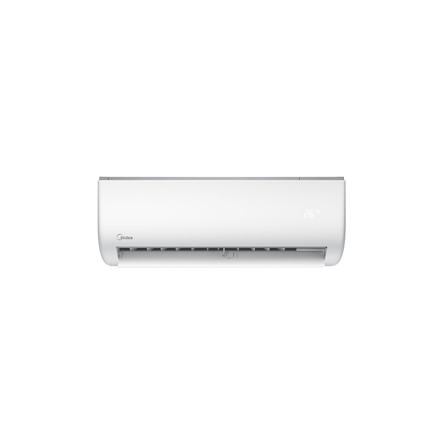 Midea AE24 24000 BTU A++ Easy-fit DC Inverter Wall Split Air Conditioner  with Heat Pump and 5 years warranty