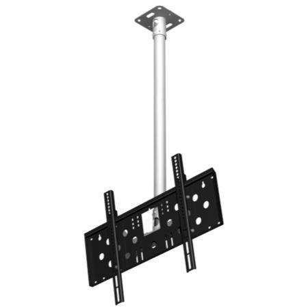 PMV Universal Ceiling Mounted TV Bracket  - Up to 55 Inch