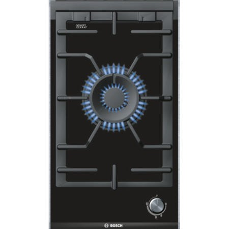 Bosch PRA326B70E 31cm One Burner Gas Hob in Black