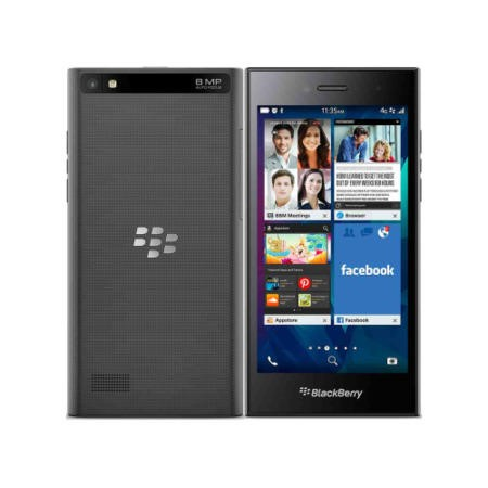 Blackberry Leap Black 16GB Unlocked & SIM Free