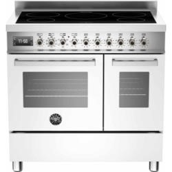 Bertazzoni PRO90-5IND-MFE-D-BIT PRO90-5I-MFE-D-BIT Professional 90cm Electric Range Cooker With 5 Zone Induction Hob And
