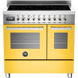 Bertazzoni PRO90-5IND-MFE-D-GIT PRO90-5I-MFE-D-GIT Professional 90cm Electric Range Cooker With 5 Zone Induction Hob And