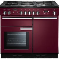 Rangemaster PROP100NGFCYC 111800 Professional Plus 100cm Natural Gas Range Cooker Cranberry