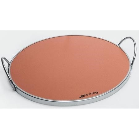 Smeg PRTX Pizza Stone with Handles