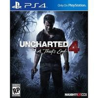 Playstation 4 - Uncharted 4
