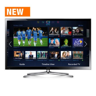 Samsung PS60F5500 60 Inch Smart 3D Plasma TV