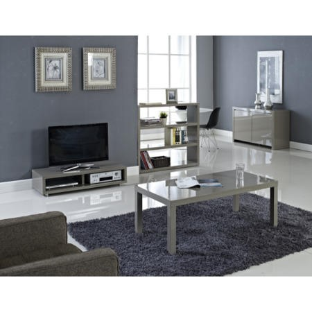 LPD Limited Puro Grey TV Stand