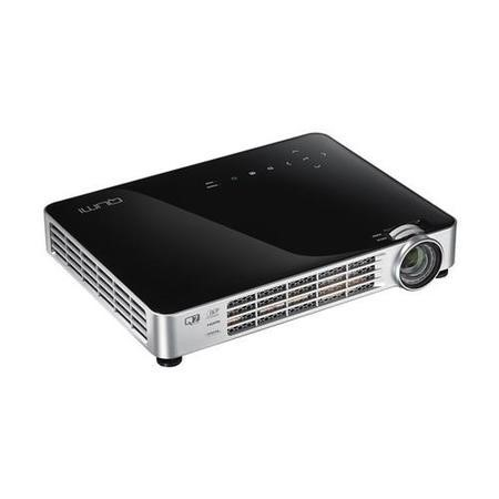 VIVITEK Qumi Q7 Plus Black Projector WXGA 1000 lm 30000_1 1.3-1.43_1 30000h 33dB / 38dB1.4 kg HDMI3-year