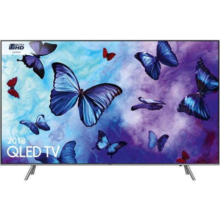 "Samsung QE82Q6FN 82"" 4K Ultra HD HDR QLED Smart TV with 5 Year Warranty"