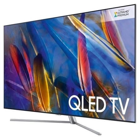 "Samsung QE49Q7F 49"" 4K Ultra HD HDR QLED Smart TV with 5 Year Warranty"