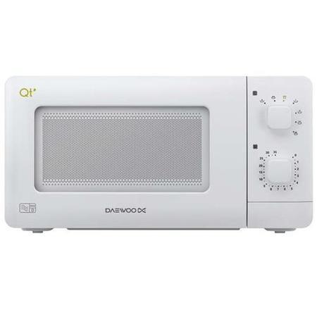 Grade A1 Daewoo Qt1 14l 600w Manual Control Microwave