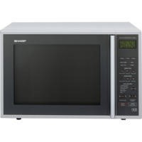 Sharp R959SLMAA 900W 40L Touch Control Freestanding Combi Microwave Oven - Silver